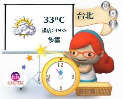 氣象報時台工具